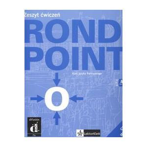 Rond Point 1 ćwiczenia + CD