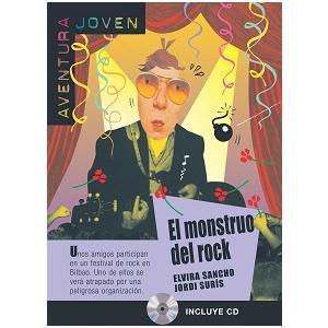 El Monstruo Del Rock + CD
