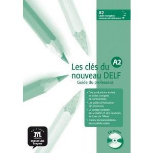 Les Cles du nouveau DELF 2 Poradnik metodyczny +CD