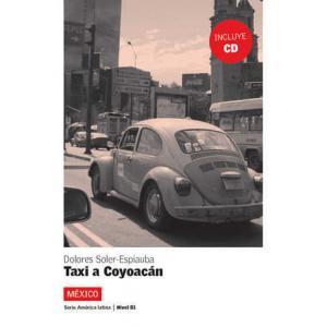 LH Taxi A Coyoacan książka + CD B1