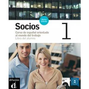 Socios 1. Podręcznik + CD