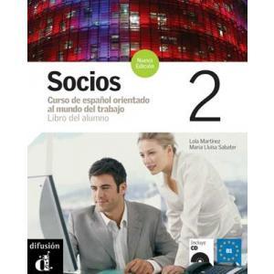 Socios 2. Podręcznik + CD