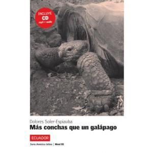 Mas Conchas Que un Galapago + CD