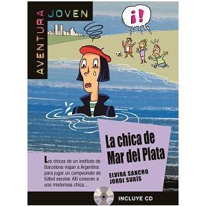 La Chica de Mar de Plata + CD