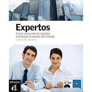 Expertos 1. Podręcznik + CD