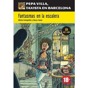 Fantasmas En La Escalera +CD
