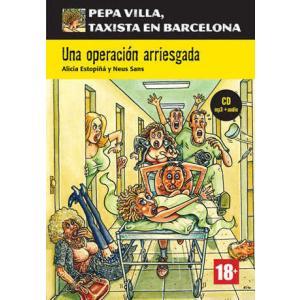 Una Operacion Arriesgada + CD