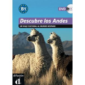 Descubre Los Andes + DVD