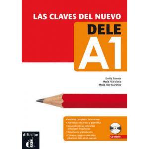 Las Claves Del Neuvo DELE A1 + CD