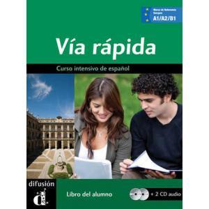 Via Rapida A1-B1 Podręcznik +CD