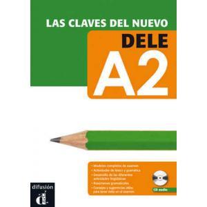 Las Claves Del Neuvo DELE A2 + CD