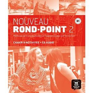 Nouveau Rond Point 2 B2 Ćwiczenia + CD