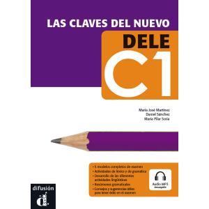 Las Claves Del Neuvo DELE C1 + MP3