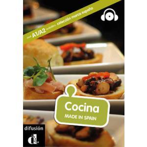 LH Cocina książka + DVD A2