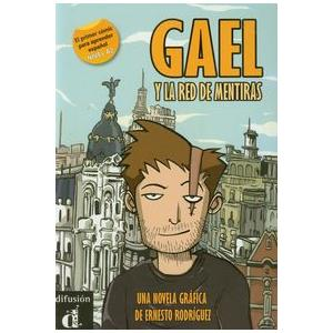 LH Gael y la Red de Mentiras A2 /komiks/