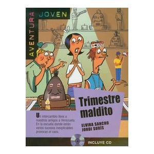 Trimestre Maldito + CD