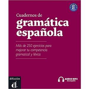 Cuadernos de Grammatica Espanola A1-B1 + audio online