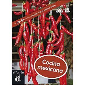 LH Cocina mexicana książka + CD A2-B1