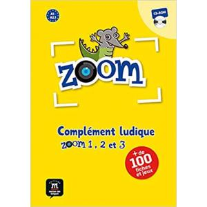 Zoom 3. Język francuski. Ćwiczenia + CD