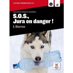 LF SOS Jura en danger książka + CD MP3 A2