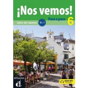 Nos Vemos! Paso A Paso 6 podręcznik +CD