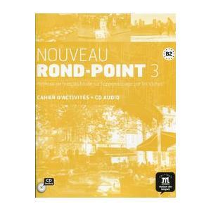 Nouveau Rond-Point 3 B2 podręcznik +CD