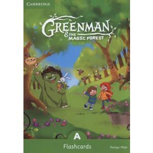 Greenman and the Magic Forest A Flashcards