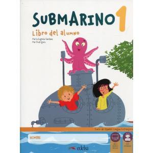 Submarino 1 podręcznik + ćwiczenia + zawartość online