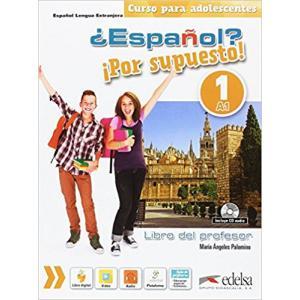 Espanol por supuesto 1 A1 przewodnik metodyczny