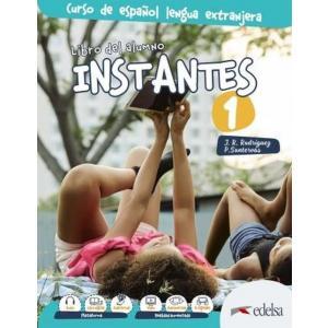 Instantes 1 Podręcznik + audio online