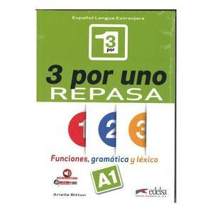 3 Por Uno. Repasa A1 Funciones, Gramatica y Lexico