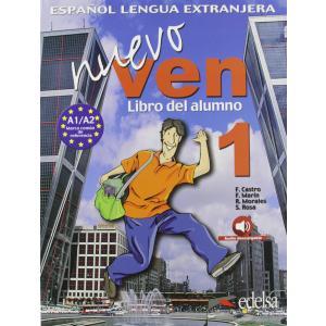 Ven Nuevo 1 podręcznik + audio online