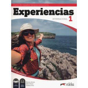 Experiencias Internacional 1 podręcznik + materiał online