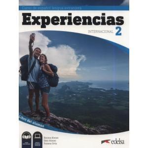 Experiencias internacional 2 podręcznik + materiał online