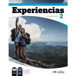 Experiencias intarnacional 2 Ćwiczenia