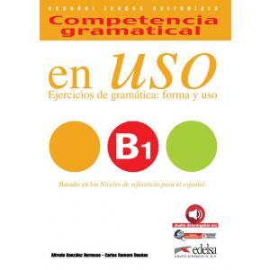 Uso B1. Ejercicios de gramatica forma y uso. Libro +CD /nowa wersja/