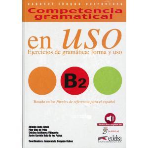 En Uso B2. Ejercicios de gramatica forma y uso (2018), Libro + audio online