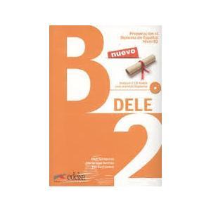 Preparacion al DELE B2 podręcznik +CD Nuevo examen OOP