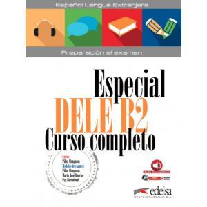Especial DELE B2 curso completo książka