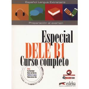 Especial DELE B1 podręcznik + zawartość audio online
