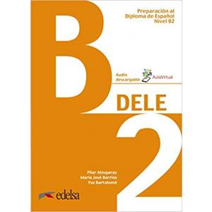 Preparacion DELE B2 podręcznik + audio online Nuevo examen