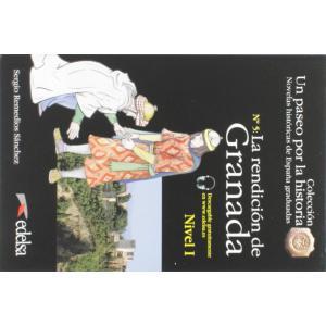 Un paseo por la historia. La rendicion de Granada książka + audio online Nivel 1