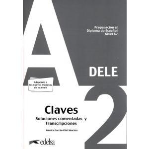 Preparacion al DELE A2 klucz Nuevo edicion /2020/