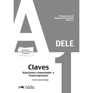 Preparacion al DELE A1 klucz Nuevo edicion /2020/