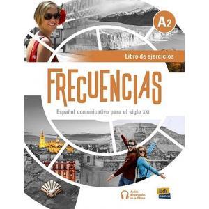 Frecuencias A2. Ćwiczenia + audio online