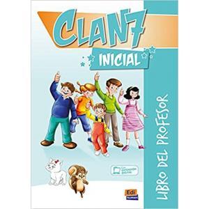 Clan 7 Inicial. Przewodnik metodyczny