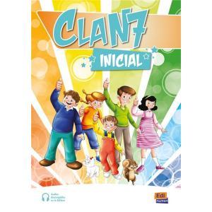 Clan 7 Inicial. Podręcznik + ćwiczenia + materiał online
