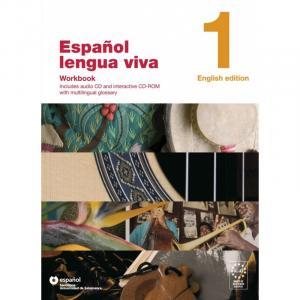 Espanol Lengua Viva 1. Język Hiszpański. Ćwiczenia + CD