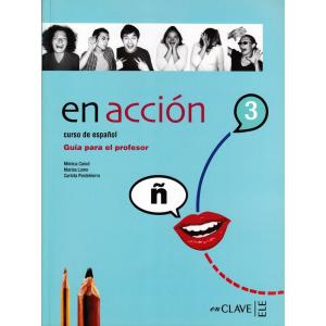 En Accion 3. Książka Nauczyciela