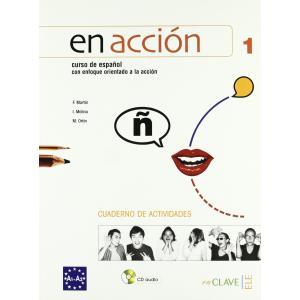 En Accion 1. Ćwiczenia + CD